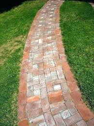 Brick Walkway Patterns New Charming Brick Walkway Patterns Exterior How To Lay Build A Curved