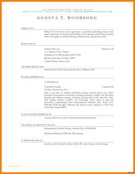 Cna Resume No Experience New Cna Resume Examples Resume Examples