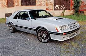 Owner Of This 1982 Ford Mustang Gt Joe Bielawa Has Always Been Obsessed With Fox Mustangs Take A Look At This One In Ford Mustang Gt Ford Mustang Mustang Gt