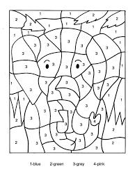 Risultati Immagini Per Disegni Da Colorare Elmer Elefante