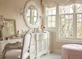 shabby chic lighting. Revitalized Luxury: 30 Soothing Shabby Chic Bathrooms Lighting