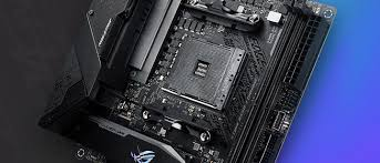 Обзор <b>материнской платы ASUS ROG</b> Strix B550-I Gaming ...
