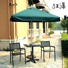 outdoor table set with umbrella big