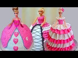 Repeat Barbie Cake Design Easy Birthday Cake Decorations Cake