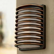 john timberland bronze grid 10 high outdoor wall light wall porch lights com