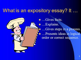 types of writing expository persuasive descriptive narrative  what is an expository essay it