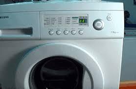 Ошибка tE или Ec в стиральной машине SAMSUNG - что делать ...
