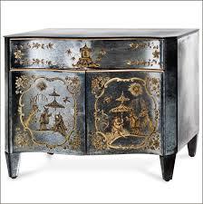 Oriental style furniture Living Room Venetian Mirror Glass Nightstand With Orientalstyle Landscape Foter Classic Oriental Style Nightstand Japanese Design Bedroom Furniture