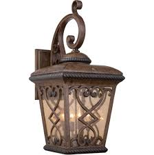 moroccan outdoor lighting. Quoizel - FQ8414AW Fort Quinn Outdoor Lantern Moroccan Lighting