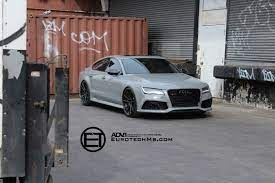Individual Color Nardo Gray Nardo Grey Audi Rs7 Audi