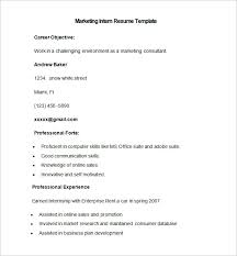 ndt resume samples marketing resume template 37 free samples examples