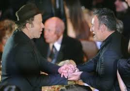 flashback tom waits sings jersey with bruce springs rolling stone