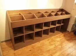 Record display - need lockable cabinet underneath