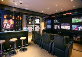 the best in man cave ideas