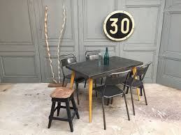 Xavier pauchard french industrial dining room furniture Modhaus Living Image Of Xavier Pauchard French Industrial Dining Room Furniture Red Red Yhome Nicer Furniture Set Better Homes And Gardens Xavier Pauchard French Industrial Dining Room Furniture Red Red