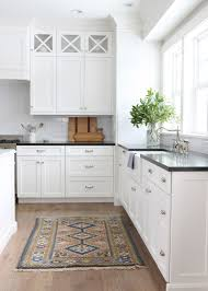 cabinets painted with simply white benjamin moore studio mcgee design