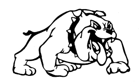 bulldog clipart black and white. Wonderful White Bulldog Clipart Comic Cartoon Drawing At Getdrawings Intended Clipart Black And White P
