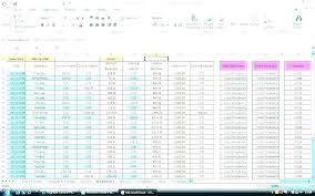 Excel Mortgage Calculator Amortization Calculator Spreadsheet Template Amortization Schedule