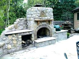 fireplace pizza oven outdoor fireplace with pizza oven plans fireplace and pizza oven plans fireplace with