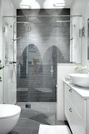 white shower tile gray grey and designs87 shower