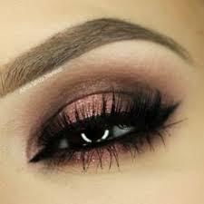 makeup geek eyeshadows in bada bing cocoa bear peach smoothie and shimma shimma makeup geek duochrome eyeshadow in steunk look by alicja