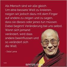 Spruche Dalai Lama