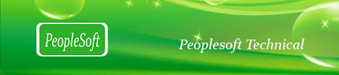 peoplesoft technical online training peoplesoft technical