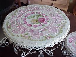 broken china mosaic pique assiette