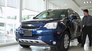 All Chevy chevy captiva 2012 : Chevrolet Captiva Sport 2012 - YouTube
