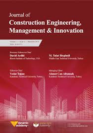 Journal Of Construction Engineering Management Innovation