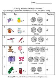 Money-counting-worksheets & Grade 2 Counting Money Worksheet On ...
