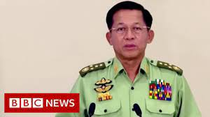 Myanmar Coup: two major cities put under curfew - BBC News - YouTube