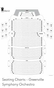Soundboard Seating Chart