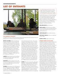 Philip Hazan Design Inc Canadian Architect December 2012 By Annex Business Media Issuu