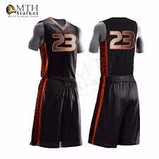 Design Basketball New Design Basketball Uniforms