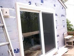 cost of patio doors installation new patio door installation cost phoenix garage door installation a r services cost of patio doors installation