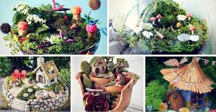 37 diy miniature fairy garden ideas to bring magic into your home homelovr