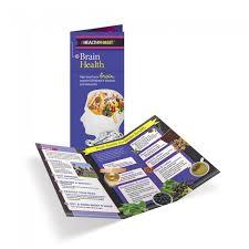 tri fold brochures brain health tri fold brochures