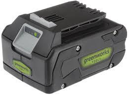 <b>Литий</b>-<b>ионная аккумуляторная батарея GreenWorks</b> Series III ...
