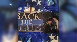 Memorial For Fallen Officer Ella French ...