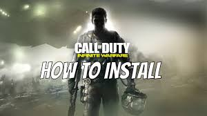 cod infinite warfare install size how to install call of duty infinite warfare reloaded youtube