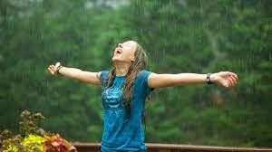 Girl In Rain Wallpapers - Girl In Rainy ...