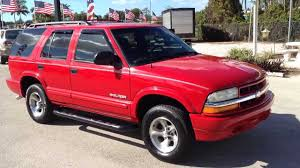 2003 Chevy Blazer LS - View our current inventory at FortMyersWA ...