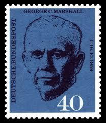 Resultado de imagem para George Marshall