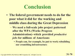 income distribution and poverty ppt 70 conclusion