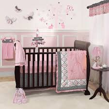 beautiful girl crib bedding set