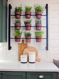Herb Garden For Kitchen Container Gardening Ideas From Joanna Gaines Hgtvs Decorating