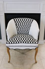 black upholstery on white wood al chairs bing images