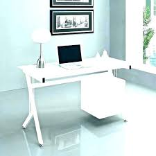 clear office desk. Acrylic Computer Desk Clear Office  Accessories White Medium Size Of .