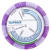 Due Date Wheel Chart Kearing Proportional Scale
